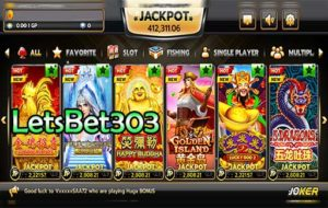 List Games Slot Joker123