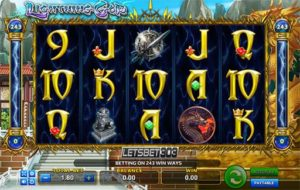 Slot Dewa Petir Lightning God