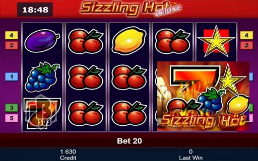 Agen Slot Sizzling Hot Joker Gaming Terpopuler